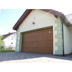Ворота гаражні секційні DoorHan