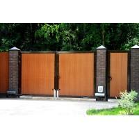 Ворота в'їзні розпашні DoorHan