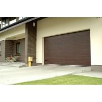 Ворота гаражні секційні Alutech